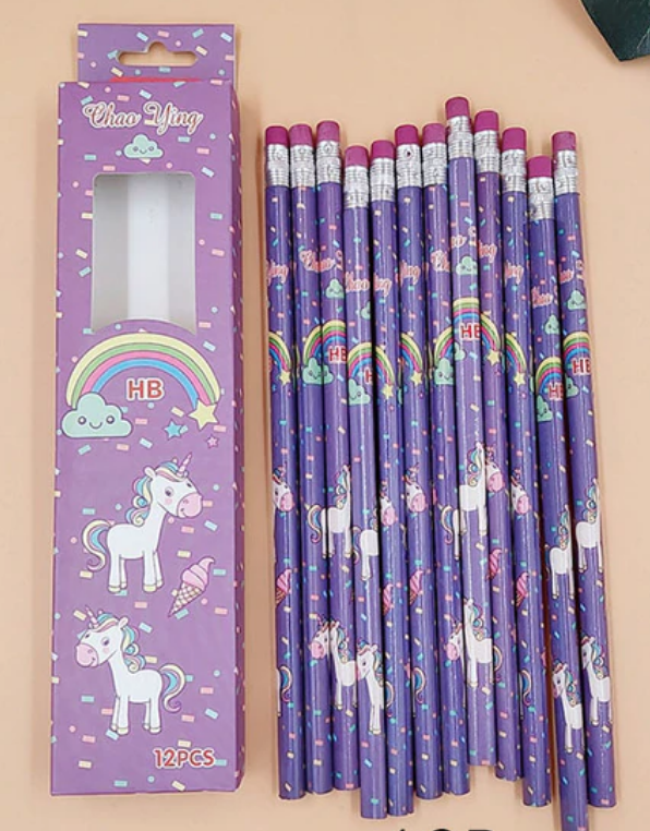 Unicorn Pencils
